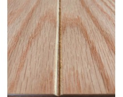 PLYWOOD RED OAK V- GROOVE 9MM 2440X1200