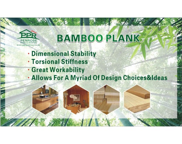 Laminated Bamboo Breakfast Top  30mm 2440x900