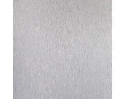 HPL Laminate Sheet Silver Brush 1mm 2400x1200mm