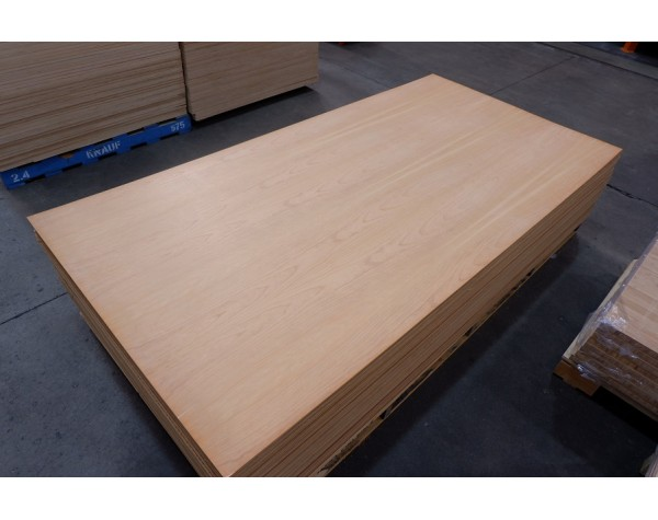 Ply Decolite Gold Cherry 3mm 2440x1220mm