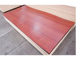 Ply Forestwood GRV Redwood 3.6mm 2440x1220