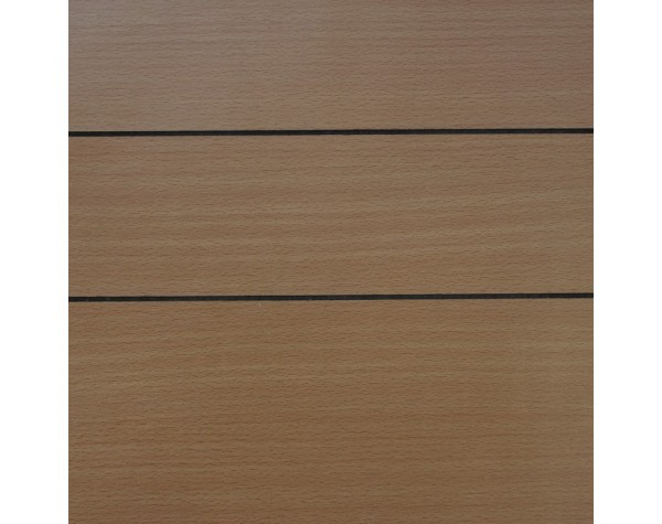 Forestwood Ply Beech Grooved 3.6mm 2400x1220mm