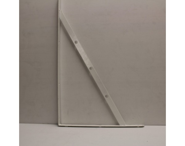 Shelving Bracket White Powder