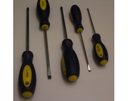 Screwdriver 5PC CR-V Set