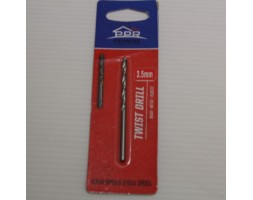 Twist Drill Bit 3.5MMx70MM HSS