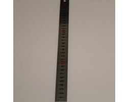 Steel Ruler 300x25mm