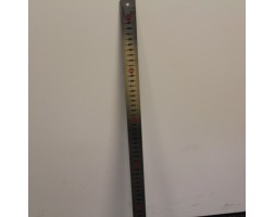 Steel Ruler 500x27mm
