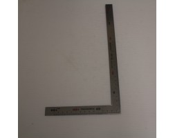 Steel Square 150x300mm