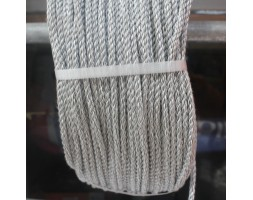 Rope Nylon M5 Grey LM 1000mm