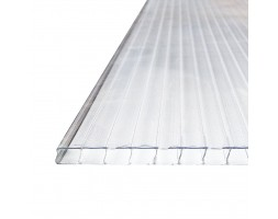 Polycarbonate Twinwall Sheet (Clear)