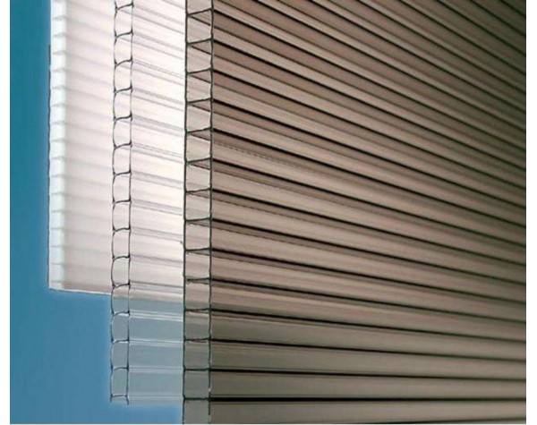 Twinwall / Triple Polycarbonate Roofing Sheet 10mm