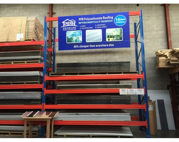 Twinwall Polycarbonate Roofing Sheet 6mm
