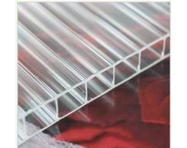 Twinwall Polycarbonate Roofing Sheet 8mm