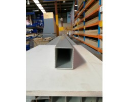 Aluminium BOX Section 55x65mm 6000mm