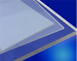 Plexiglas® Acrylic  Clear Sheet