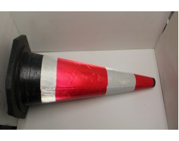 Safety Cone Black/Red/White