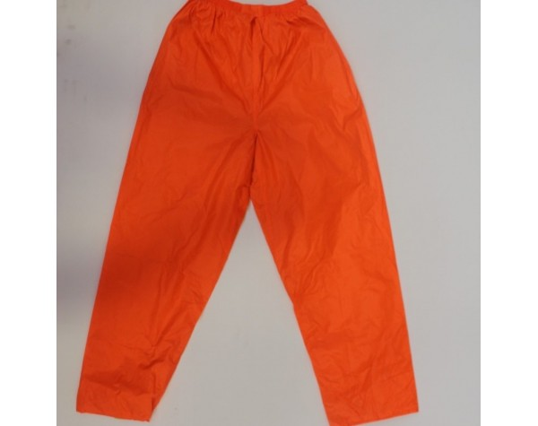 Satey Heavy Duty Jacket & Pants (Orange)