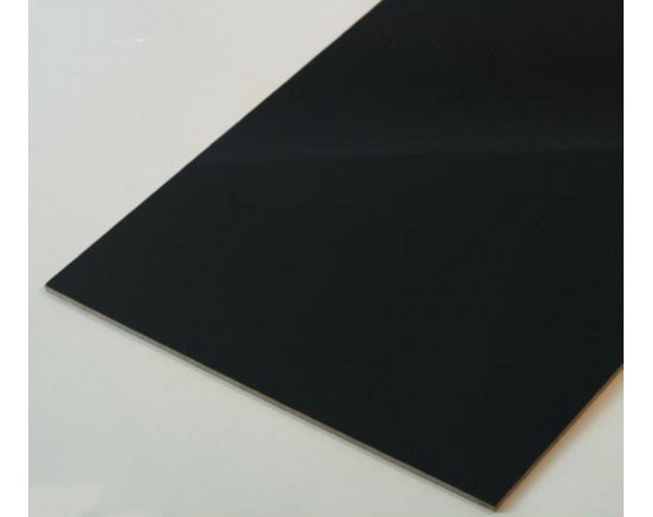 Melamine Piano Gloss Black