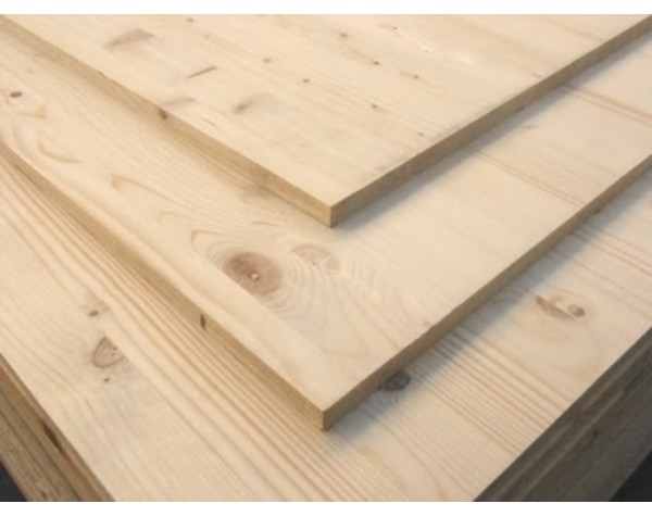 Laminated Block Board Spruce 22mm 2200x900mm