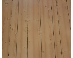 Caravan Ply Groove Knotty Pine