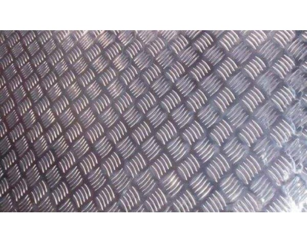 Aluminium Tread Plate 2.5mm 2440x1220