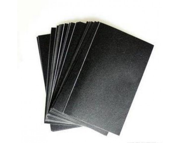 Foam PVC Sheet Black 2440x1220x5mm