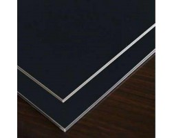 Alulite® Wetline Gloss Black 4.0mm 2440x1220mm