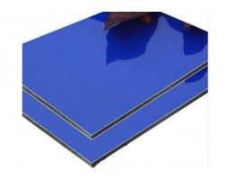 Alulite® Wetline Light Blue 4mm 2440x1220mm