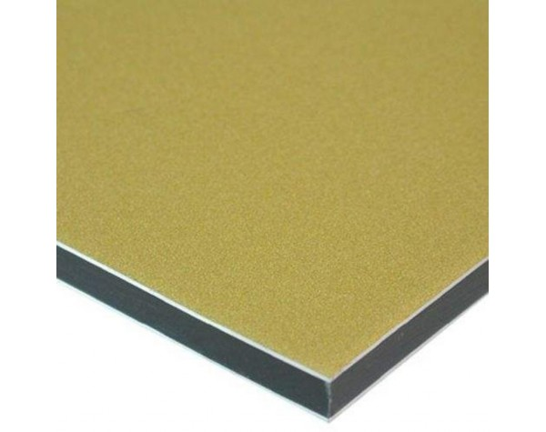 Alulite® Wetline Gold 4mm 2440x1220mm