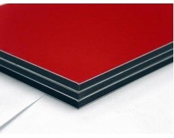 Alulite® Wetline Red 4mm 2440x1220mm