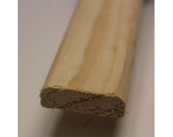 Spruce M26B Moulding D4S Pencil Rnd 30x10x5400mm