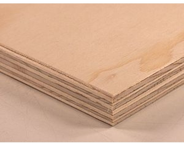 Plywood C/D #2 Un-Treated 9mm 2400x1200mm