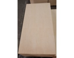 Ply Maple Veneer B/B 25mm 2440x1220 Mixed Core