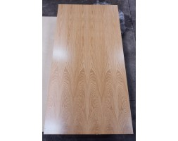 GrandLine Pre-Finished White Oak Veneer, UV2 (ultraviolet curing coating), Furniture Grade Plywood, 2440/2800 x 1220 x 18mm