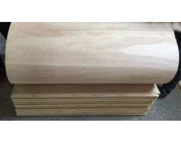 Plywood Bendy Meranti