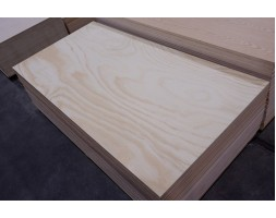 Plywood Pine Veneer BeautyLine® 9/12/18mm